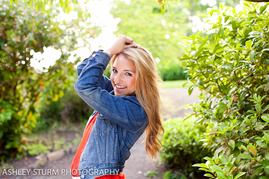 Ashley Sturm Photography - Salem Oregon Senior Photographer