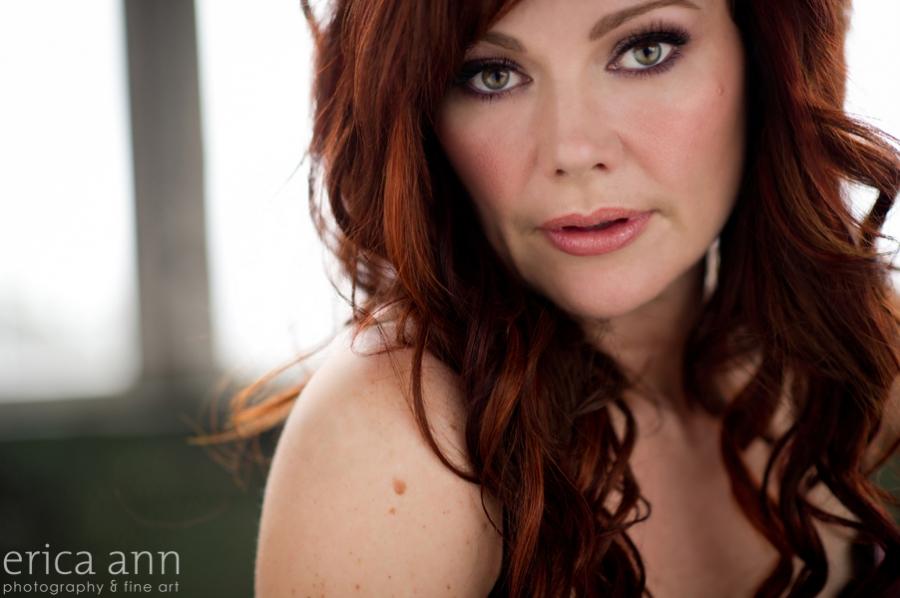 Erica Ann Photography, Portland Boudoir Photographer