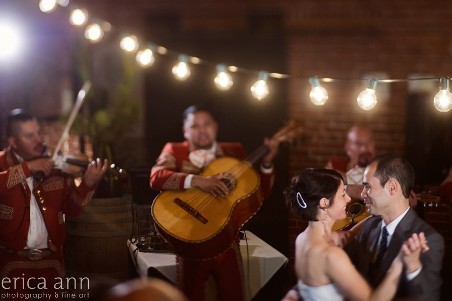 Mariachi Band Wedding Reception Photographer