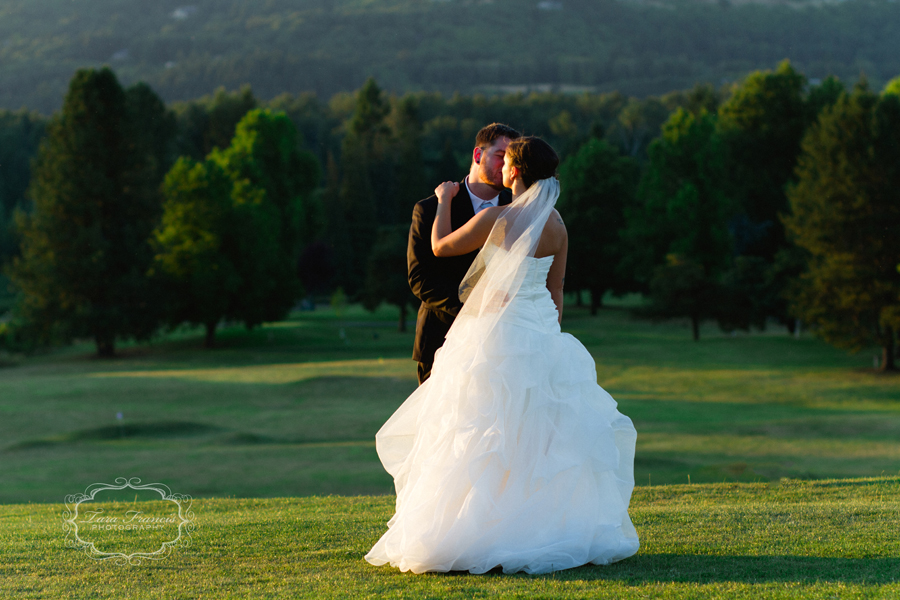Illahe Country Club Wedding