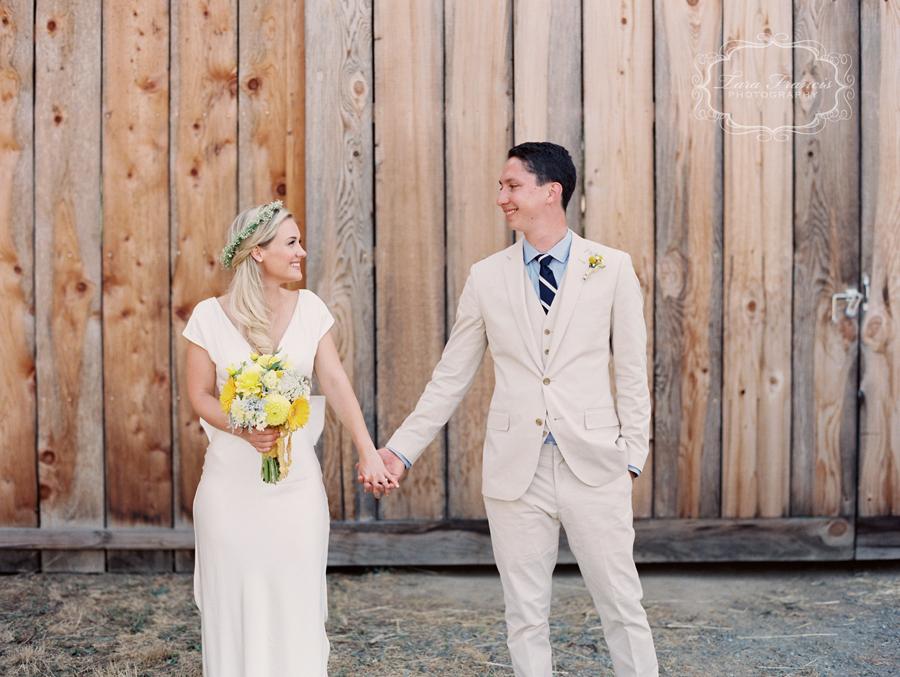 Oregon DIY wedding