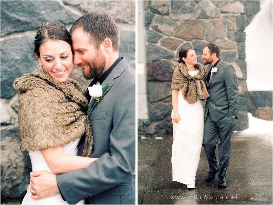 Brittany Lauren Photography - Timberline Lodge Wedding-1