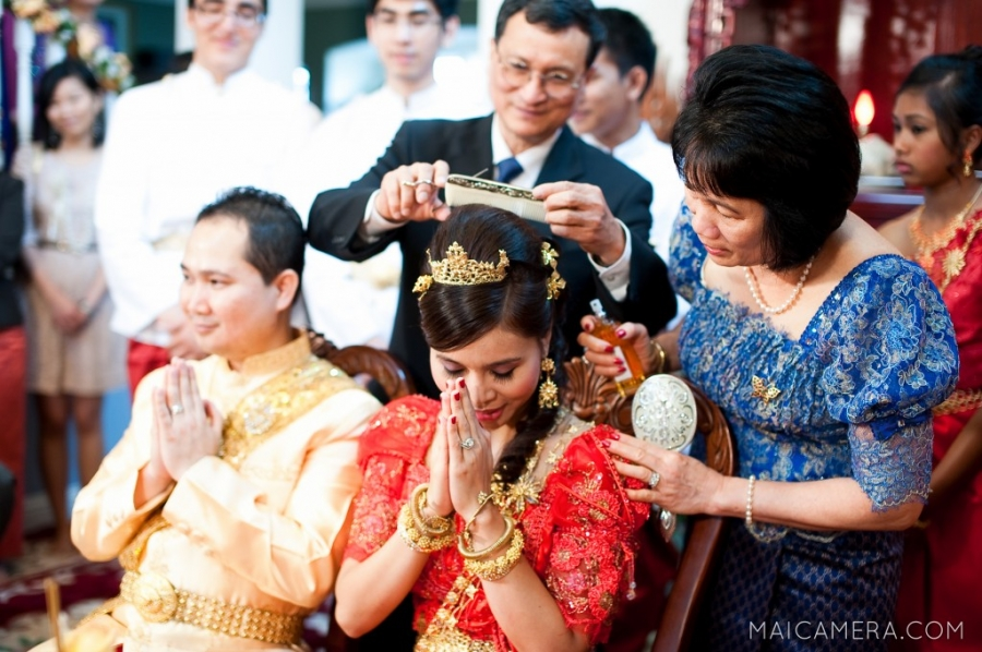 Portland Cambodian Wedding by MaiCamera Photography