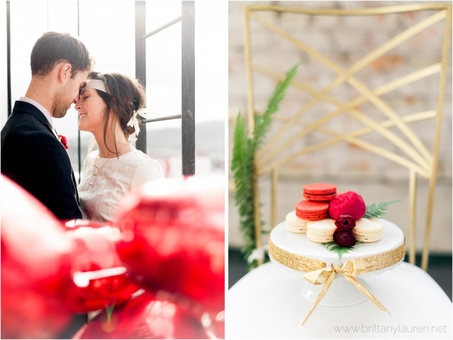 love inspired shoot - brittany lauren photography - portland wedding photographer