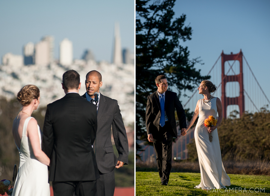 San Francisco Wedding by MaiCamera Photography