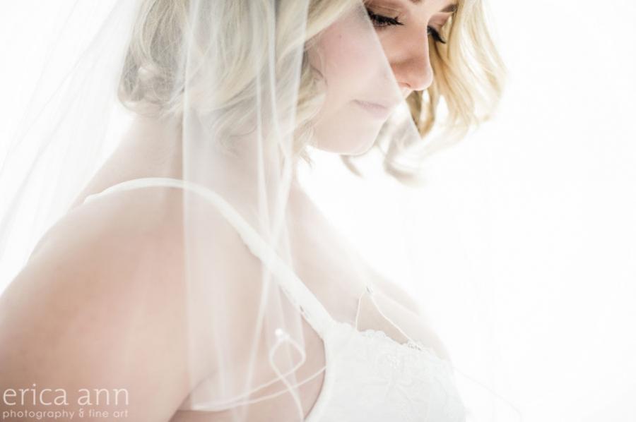 Curvy Bridal Boudoir