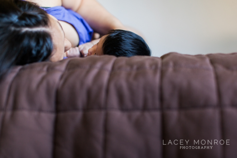 newborn lifestyle portrait, lacey monroe photography