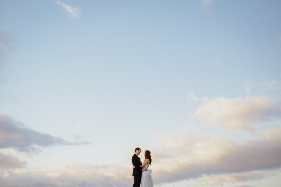 Love in the Clouds   Perryhill Farms Oregon Wedding | Photographers of Portland