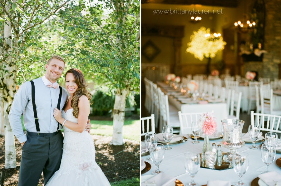 willow lake estate wedding - brittany lauren photography