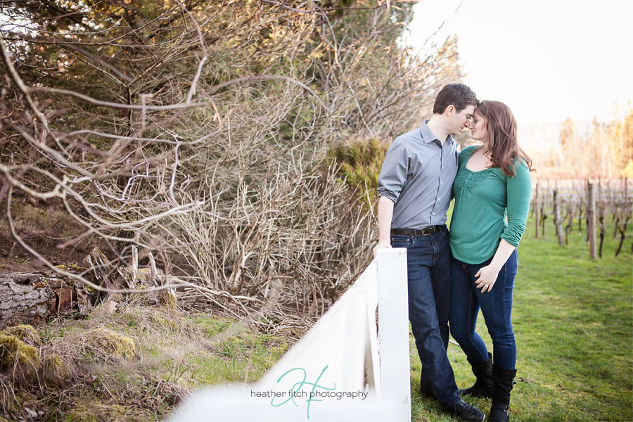 Heather Fitch Photography - Edgefield-engagment- valentines day