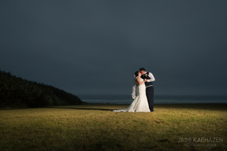 Central Oregon Coast Wedding Photographer