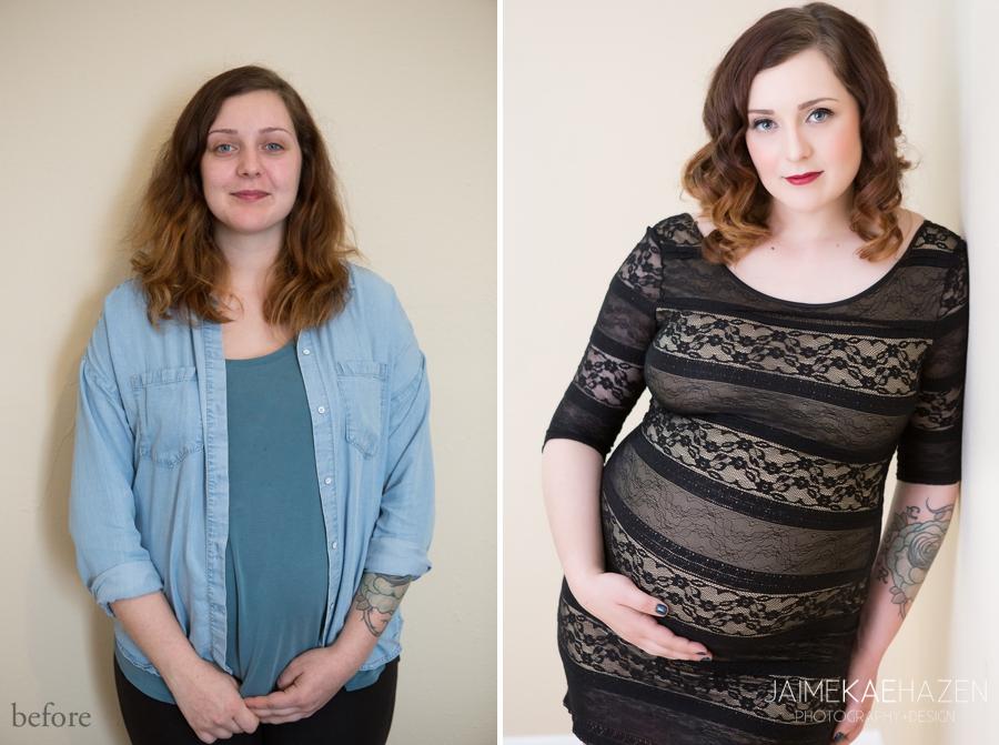 Portland Maternity Photos